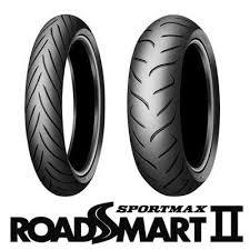 Dunlop RoadSmart II - Motociklu riepas
