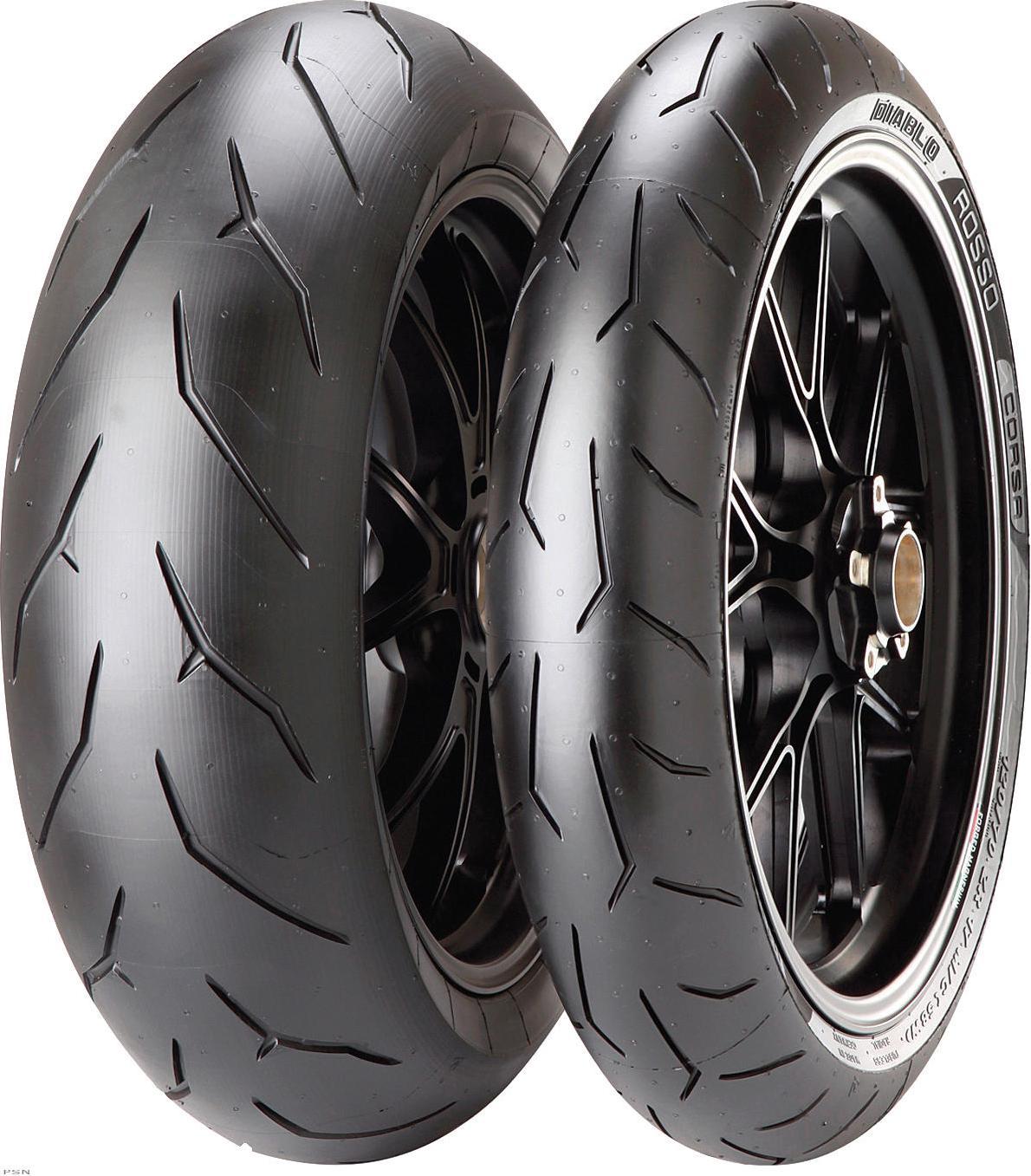 Pirelli Diablo Rosso Corsa - Moto riepas