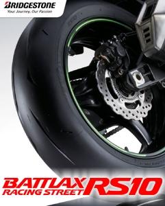 Bridgestone Battlax RS10 - Moto riepas
