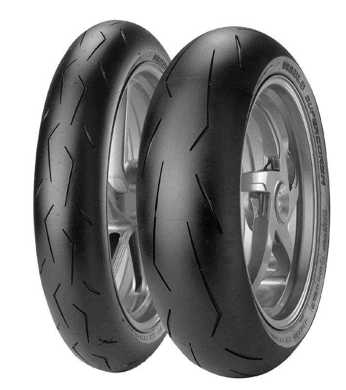 Pirelli Diablo Supercorsa SC1- Super Sport Moto riepas