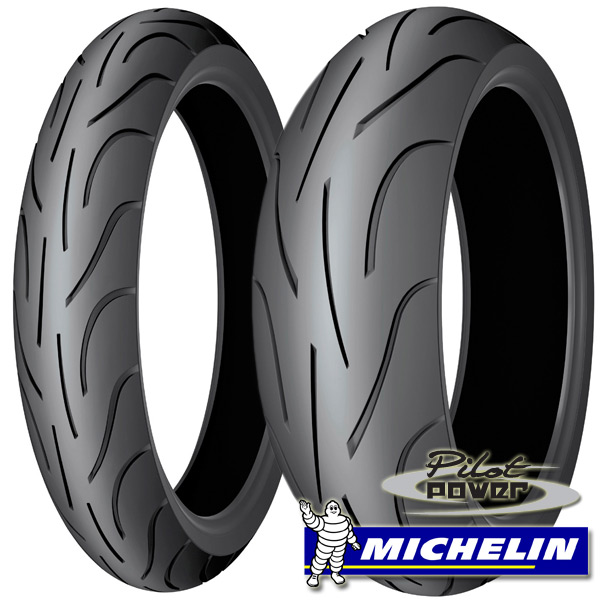 Sport riepas Michelin Pilot Power 2 CT