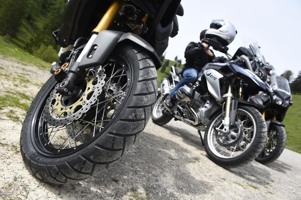 Avon Trailrider moto riepas