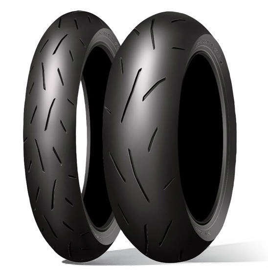 Dunlop Alpha 13 moto riepas