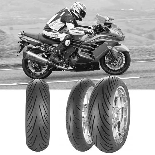 Avon Spirit ST – motociklu riepas