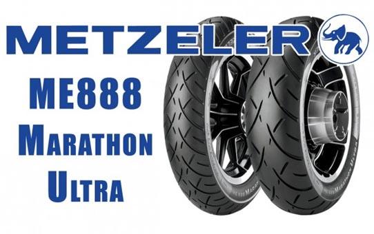 Metzeler Marathon ME 888 par zemām cenām!