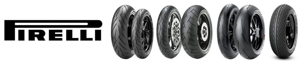 Pirelli motociklu riepas