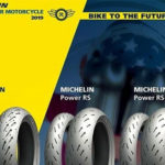 Michelin moto riepas