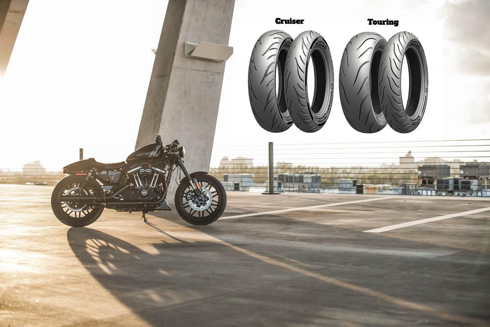 Michelin Commander 3 moto riepas